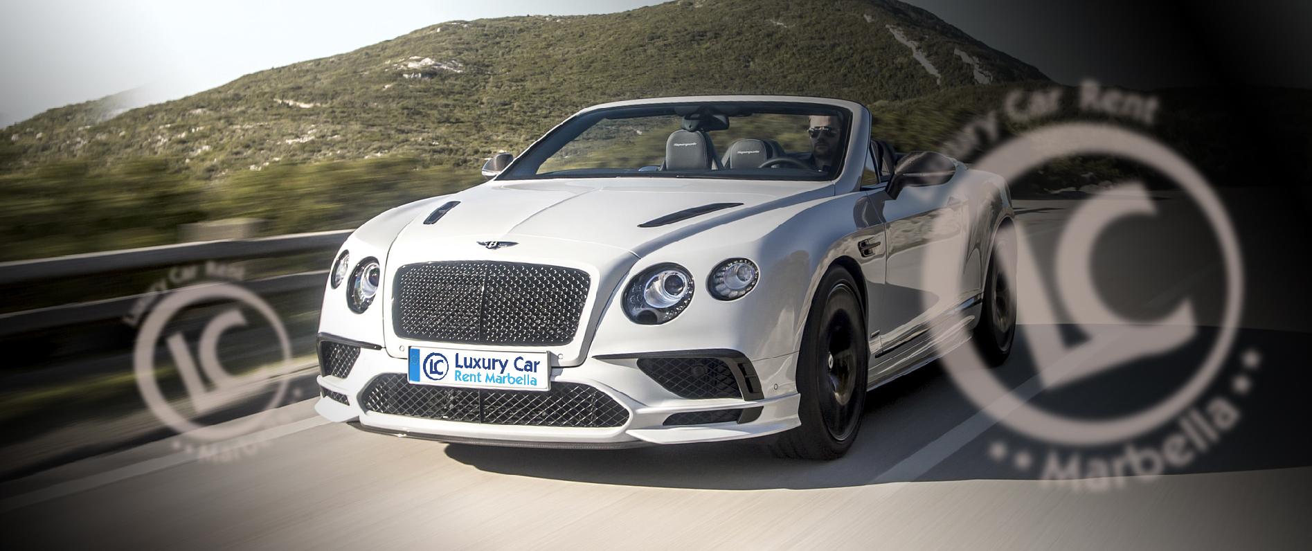 Luxury Car Rent Marbella Luxury Cars Marbella And Malaga